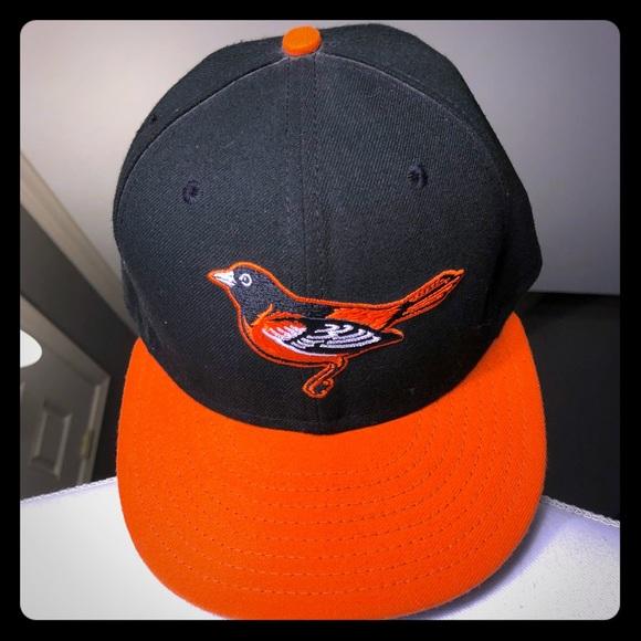 12ded9d81e8eb7 New Era Accessories | Baltimore Orioles Fitted 7 12 Hat | Poshmark